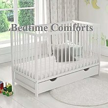 Bedtime Comforts Ltd COT/TRAVEL COT QUILTED
