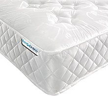 BEDZONLINE V STAR ORTHOPAEDIC OPEN COIL MATTRESS