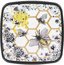 Bee Cabinet Door Knobs Handles Pulls Cupboard