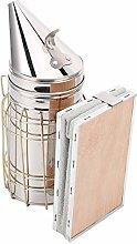 Bee Smoke Sprayer, Durable Beekeeping Starter Kit,