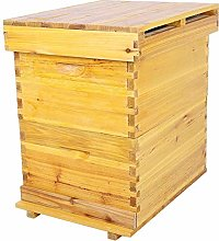 Beehive Box, Complete Bee Hive Kit 10 Frame