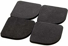 Beeinch 4 Pcs Silent Feet Anti-Vibration Pads for
