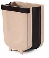 Beeinch Hanging Trash Can Folded for Kitchen