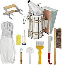 Beekeeping Tools Kit Accessories Set Bee Hive
