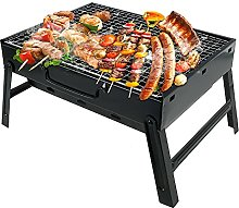 Beenle-Icey Barbecue Grill Portable Folding