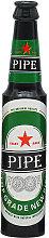 Beer Bottle Shape Smoking Herb Pipe Innovative