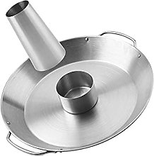 Beer Can Chicken Roaster, Stainless Steel Barbecue