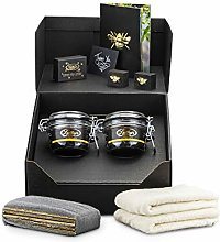 Beeswax Furniture Polishing Kit (Double Pack)