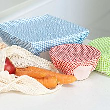 Beeswax Wrap | Reusable Organic Food Storage Wraps