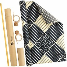Beeswax Wraps, 1 Meter Roll of Reusable Organic