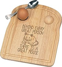Behind Every Great Person There is A Great Mouse