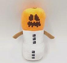 beibeiwang Snow Golem Plush Toy, Soft Stuffing