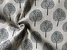 Beige Mulberry Tree Cotton Linen Fabric Natural