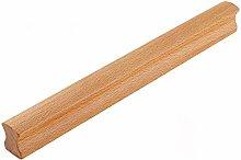 Beige Wooden Pull Handles Kitchen Cabinet Handle