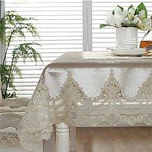 BEIGOO Macrame lace tablecloth,European style