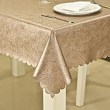 BEIGOO Water Resistant Tablecloth Stain Proof