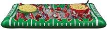 Beistle 54253 Inflatable Football Buffet Cooler,