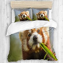 BEITUOLA duvet cover set, Cross Eyed Animal Cute