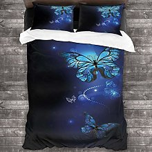 BEITUOLA Duvet Cover Set,Fantasy Magical