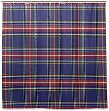 BEITUOLA Shower Curtain,Old Fashioned Scottish