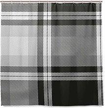 BEITUOLA Shower Curtain,Seamless Tartan Pattern