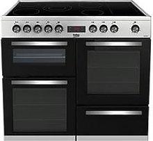 Beko Freestanding 100Cm Double Oven Range Cooker