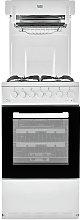 Beko KA52NEW HLG 50cm Single Oven Gas Cooker -
