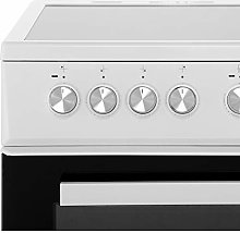 Beko KDVC563AW 50cm Electric Cooker with Ceramic
