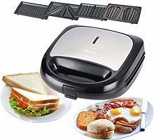 Belaco Sandwich Maker 4 in 1 Sandwich Toaster