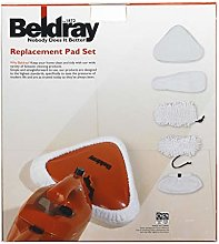 Beldray® Replacement Microfibre Pad Set for