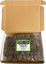 Belgian Vegan Dark Chocolate Drops 175g