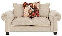 Belgravia Fabric 2 Seater Scatter Back Sofa