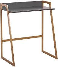Beliani - Home Office Small Writing Desk Glamour