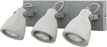 Beliani - Industrial Wall Mounted Lamp Light