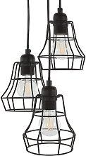Beliani - Modern 3-Light Pendant Lamp Ceiling Lamp