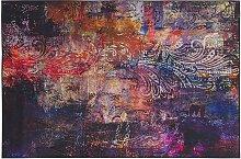 Beliani - Modern Contemporary Area Rug 160 x 230