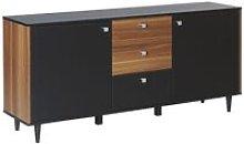 Beliani - Modern Living Room Sideboard Cabinet 3