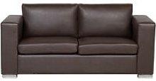 Beliani - Modern Retro Leather Living Room Home