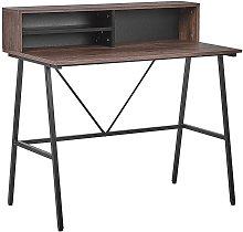 Beliani - Modern Small Desk Home Office Study