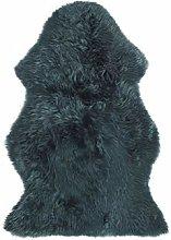 Beliani Natural Genuine Sheepskin Rug Fluffy Cover
