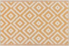 Beliani - Outdoor Rug 120 x 180 cm Geometric