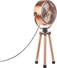 Beliani - Table Desk Fan Ventilator Height