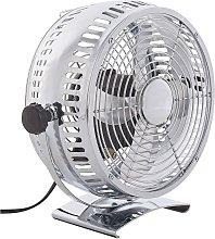 Beliani - Table Desk Fan Ventilator Small Home