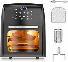 BELIFEGLORY 8 in 1 Air Fryer, 10L with LED Digital