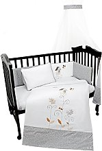 Belily-World baby bedding set, bed linen set, bird