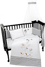 Belily-World baby bedding set, bed linen set, bird