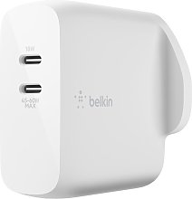Belkin 63W Power Delivery USB-C GaN Wall Charger -