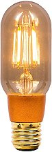 Bell Pack of 3 4 W LED Vintage Tube Shape Dimmable
