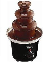 BELLA 13715 Chocolate Fountain Maker, Red