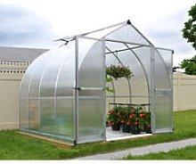 Bella 8x8 Greenhouse - Palram